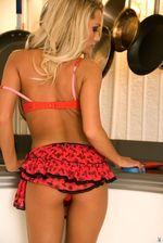 Sexy Blonde Alyssa Marie
