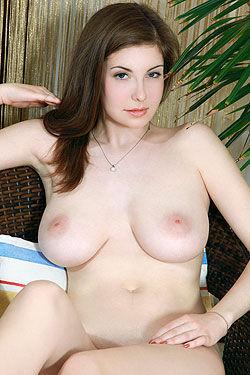 Natural Busty Beauty Marta