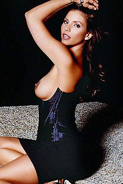 Sensual Beauty Charisma Carpenter