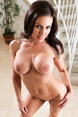 Big Titted Milf Stripping Hot