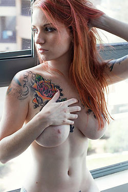 The Hottest Redhead