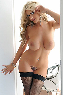 Tommie Jo Slips Out Of Her Lingerie