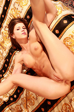 Little Caprice Tight Pussy
