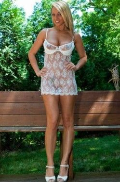 Nikki In Lace Babydoll