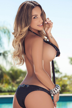 Yesenia Bustillo Teasing Us With Her Gorgeous Curves