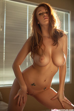 Smiley Redhead Beauty Leanna Decker 09