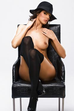 Sabina Remar Is Leggy Model From Exotic Slovenia