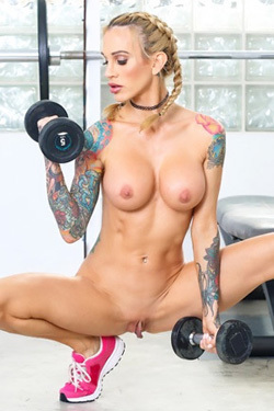 Sarah Jessie Workout